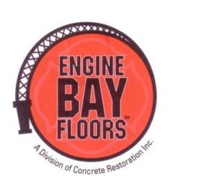 Logo for Engine Bay Floors'