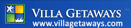 Logo for Villa Getaways'