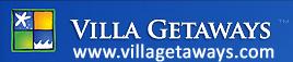 Logo for Villa Getaways'