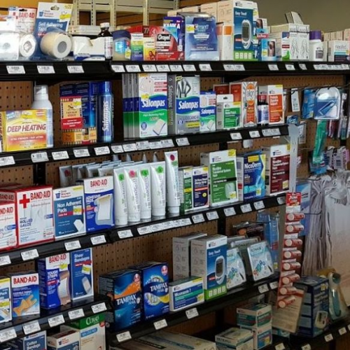 Drug Store'