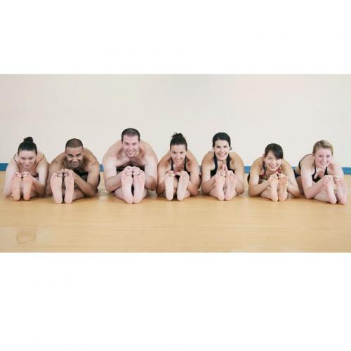 Company Logo For HOT Yoga and Pilates'