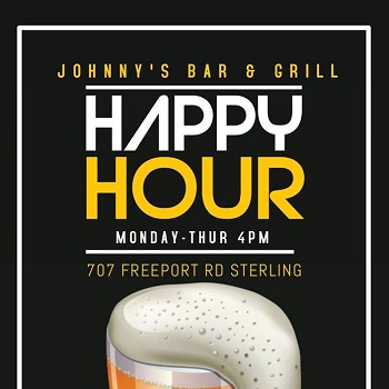 Company Logo For Johnnys Bar And Grill'