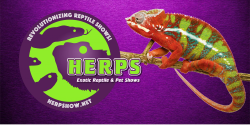 Company Logo For HERPS Exotic Reptile & Pet Shows'