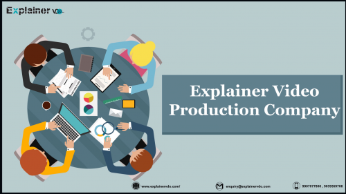 Explainer Video Production Company'