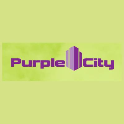 Company Logo For Purple City 420'