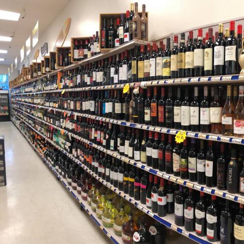 Liquor Store'