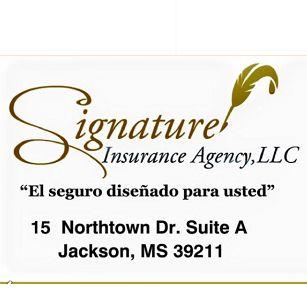 Company Logo For Signature Insurance Agency'
