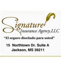 Signature Insurance Agency Logo
