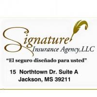 Signature Insurance Agency Logo