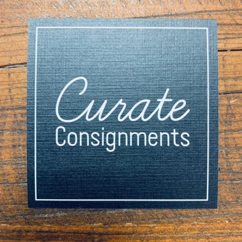 Company Logo For Curate Consignments'