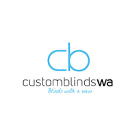Custom Blinds WA Logo