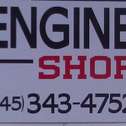 Company Logo For The Engine Shop'