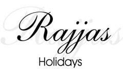 Logo for Rajjas Holidays.LTD'