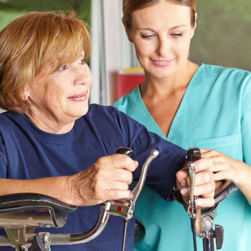 Senior Health Care'