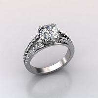 Diamonds By Verage 3D Designs Logo