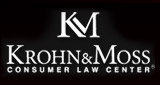 Logo for Krohn & Moss'