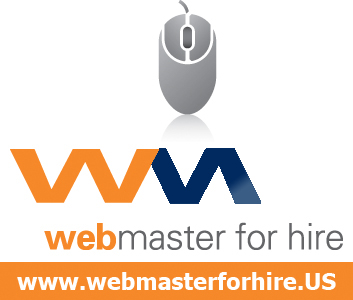 Webmaster For Hire'