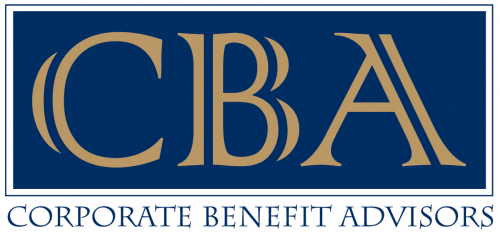 Logo for Corporate Benefit Advisors (CBA)'