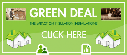 Knauf  Insulation Green Deal'