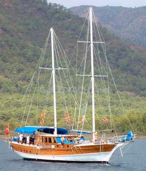 Yacht Charter Turkey'