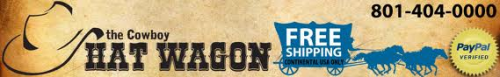 Company Logo For Cowboy Hat Wagon'