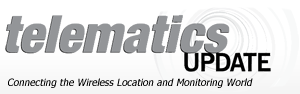 Logo for Telematics Update'