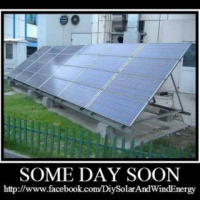 Make the Best Use of Solar Energy to Light up Homes
