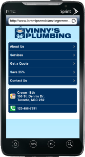 Exploit the increasing demand for Mobile Website for 2013