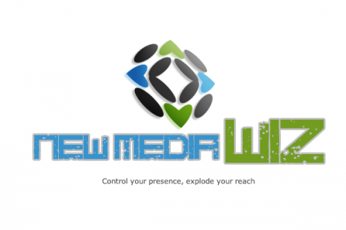 Company Logo For New Media Wiz'