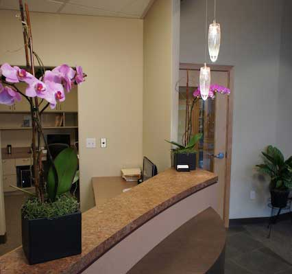 Redmond Way Dentistry Office'