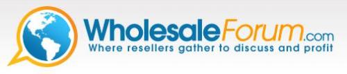 Logo for Wholesale Forum'