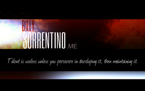 Billy Sorrentino (Express Yourself)'