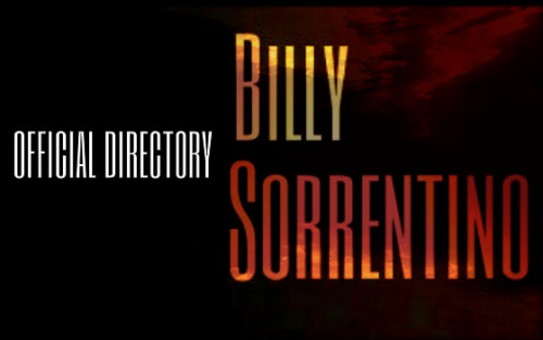 The Official Directory of Billy Sorrentino'