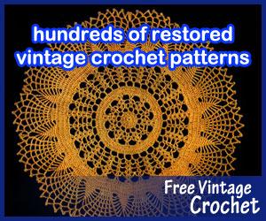 Free Vintage Crochet'