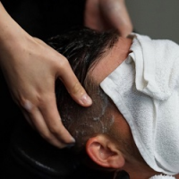 Diesel Barbershop Logo