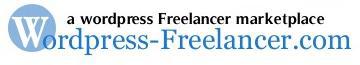 Logo for www.wordpress-freelancer.com'