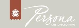 Persona Custom Clothing'
