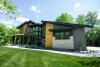 664 Peninsula Pt Rd, Shakopee Modern Lodge Home'