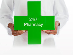 Logo for 247Medicines'