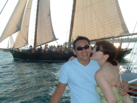 Key West is known for its romantic sunset cruises.