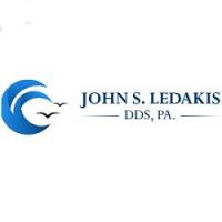 John S. Ledakis, DDS, PA Logo
