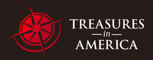 Company Logo For Treasures in America'
