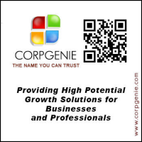 CorpGenie Rocks Digital Marketing and Branding Space