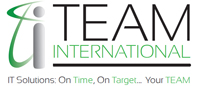 Logo for TEAM International'