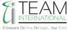 Logo for TEAM International'