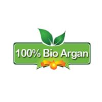 100% Bio Argan Logo
