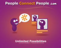 People Connect People Logo
