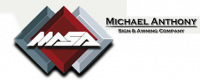 Michael Anthony Sign & Awning Company Logo