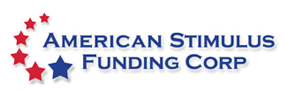 Logo for American Stimulus Funding Corp.'