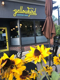 Yellowbird Coffee Bar Logo